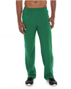 Geo Insulated Jogging Pant-34-Green